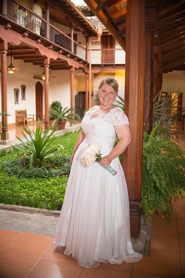 destination wedding granada nicaragua