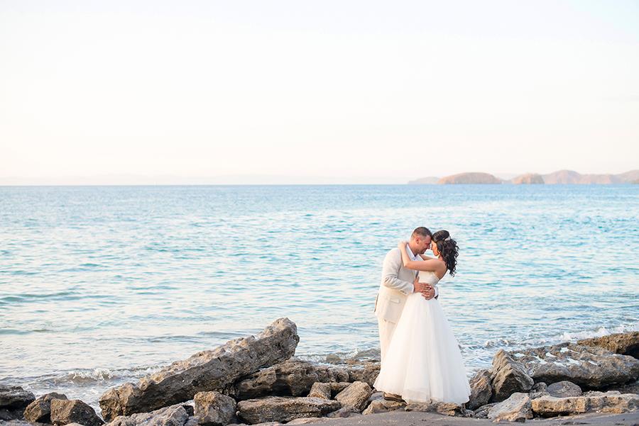 costa rica ocotal beach wedding destination photography