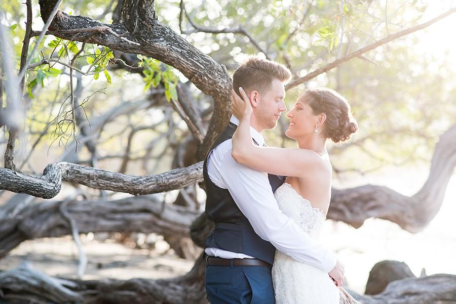 wedding photography riu resort costa rica